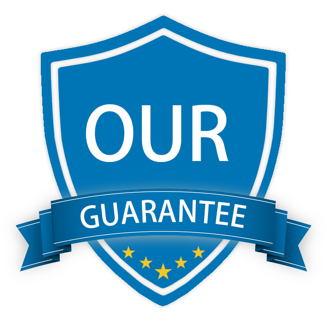Our Guarantee